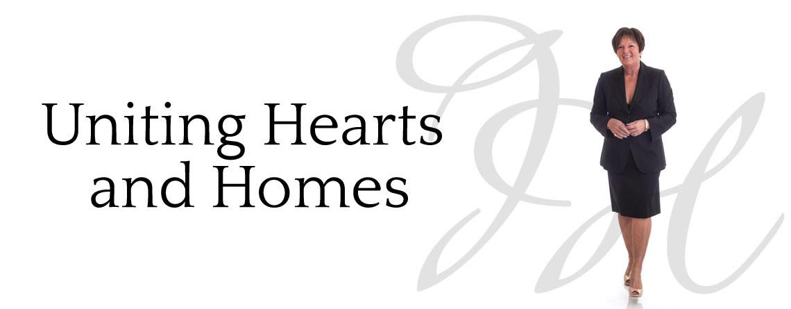 Jan Hickman, Realtor® Who Unites Hearts and Homes